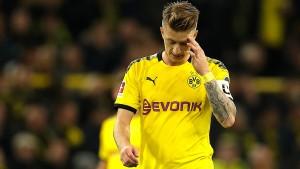 Götze und Reus reichen Dortmund nicht