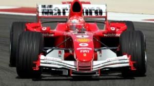 Ferrari schickt seinen Rettungswagen in die Wüste