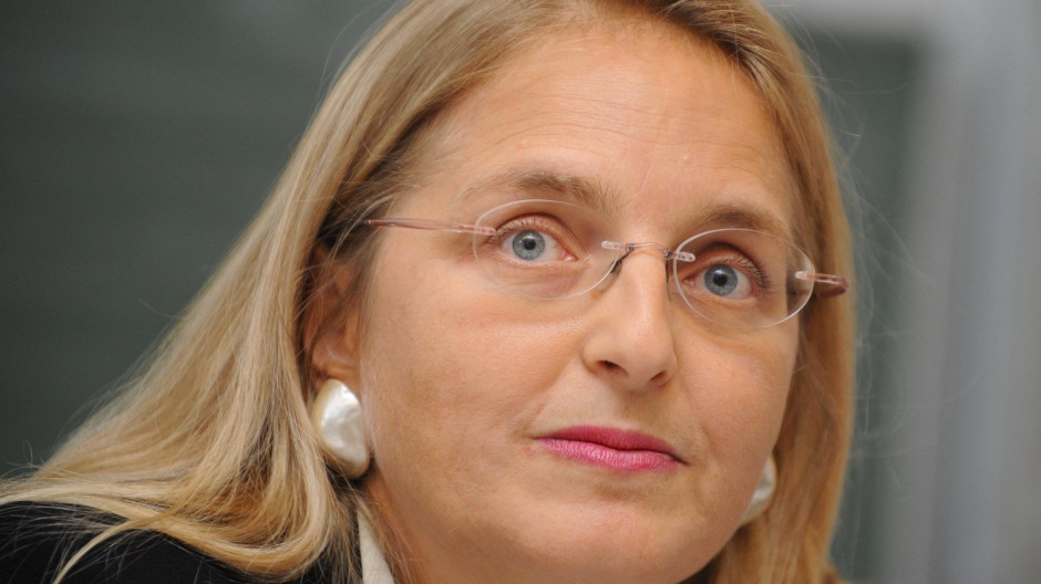Letizia Paoli leitet die Evaluierungskommission Freiburger Sportmedizin.