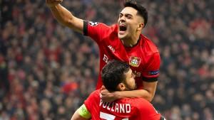 Leverkusen zwingt Madrid in die Knie