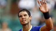 Spiel, Satz, Sieg und Wink: Nadal macht kurzen Prozess