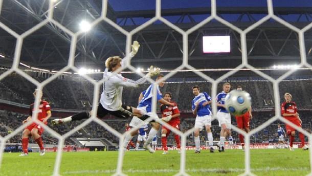 Bielefeld lässt zwei Punkte im Abstiegskampf liegen