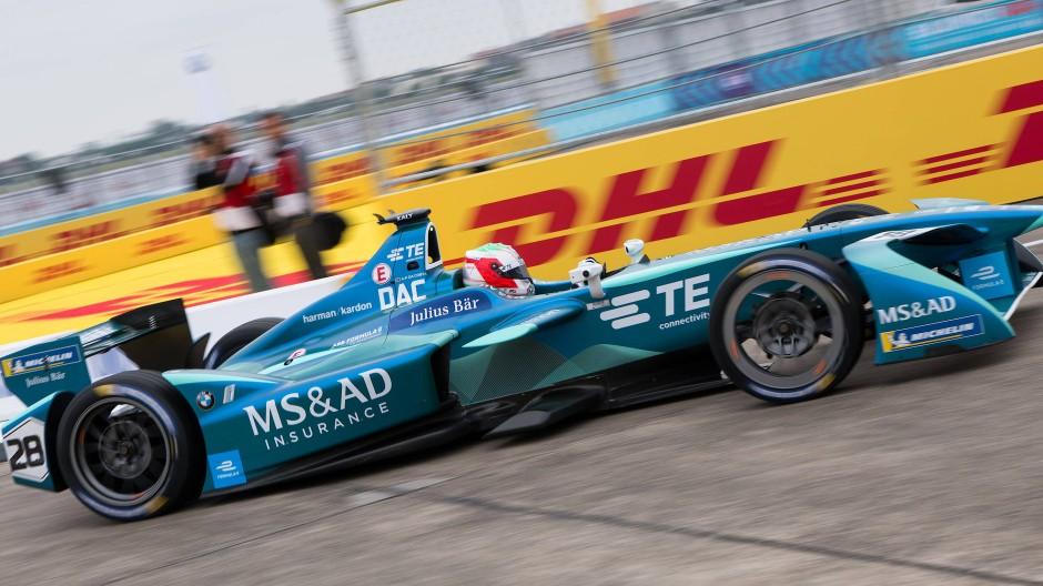 Wohin führt der Weg der Formel E? Die Rennserie startet in Saudi-Arabien.