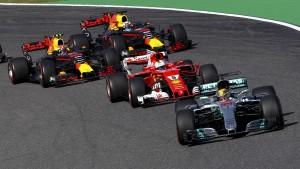 Die Formel 1 als Formel Dreikampf