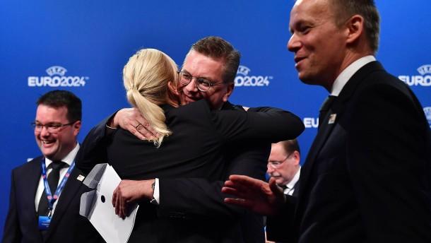 """""""Wir wollen gemeinsam ein riesengroßes Fest mit ganz Europa feiern"""""""