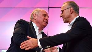 Bayerns Doppelspitze geht weiter