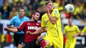 Dortmund lässt Punkte liegen