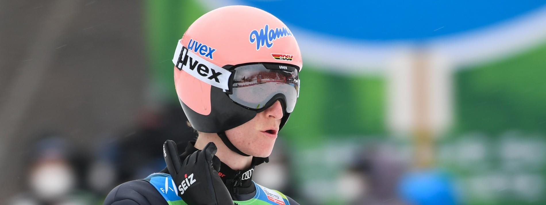 Geiger und Althaus gewinnen in Oberhof