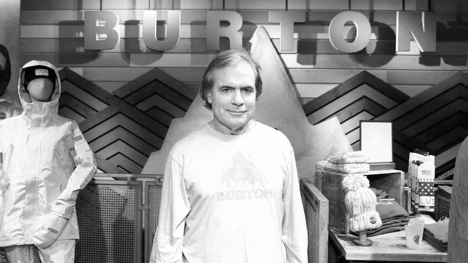 Vater und Seele des Snowboardens: Jack Burton ist tot.