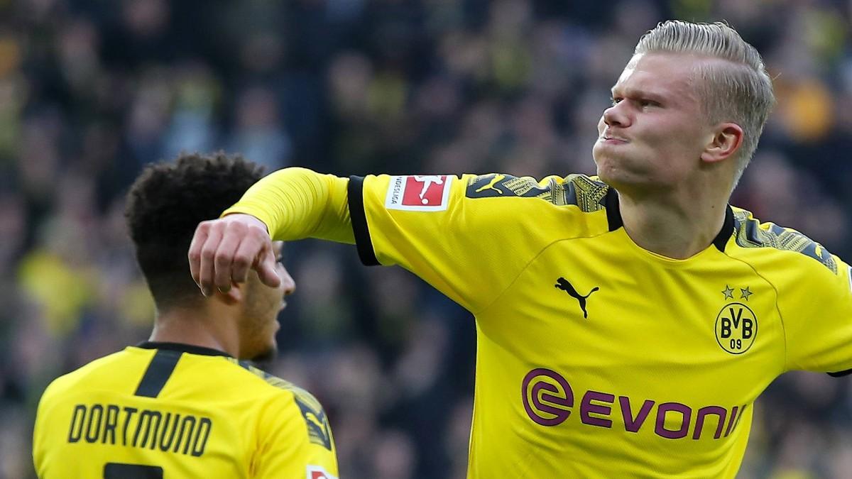 Dortmund ist schon wieder im Torrausch