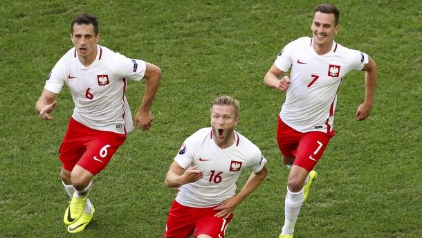 Polen muss sich mit Platz zwei begnügen