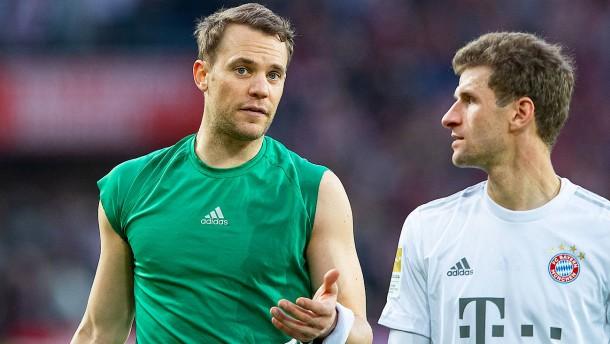 Bayern-Spieler sollen viel länger auf Gehalt verzichten