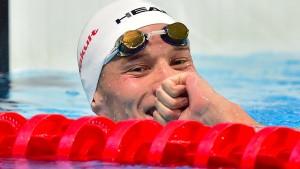 Deutsche schwimmen mit, Sun Yang fehlt mysteriös
