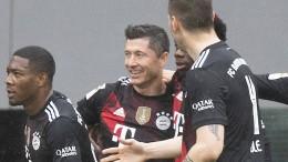 Lewandowski egalisiert 40-Tore-Rekord von Gerd Müller