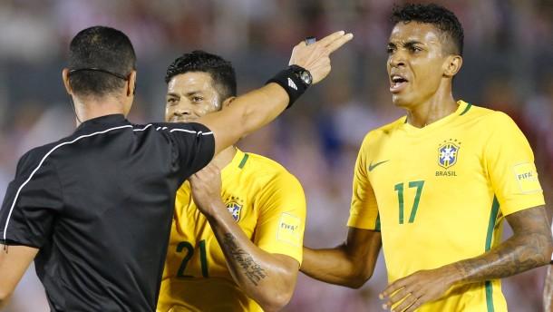 Brasilien kennt seine Stars nicht mehr