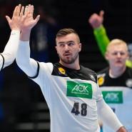 Hauptrunde, wir kommen! Deutschland hat gegen Lettland aber einige Mühe.