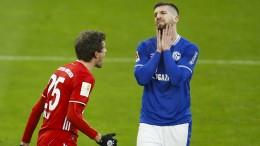 Der FC Bayern stürzt Schalke noch tiefer in die Krise