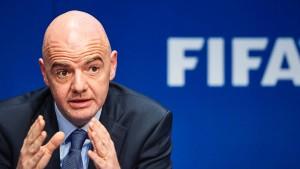 China steigt bei der Fifa ein