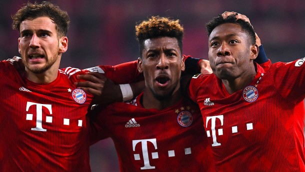 Ein denkwürdiger Abend für den FC Bayern