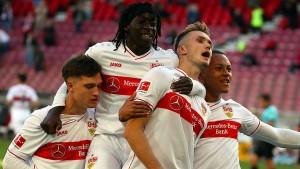 Die derzeit aufregendste Mannschaft der Bundesliga?
