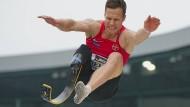 So weit wie Markus Rehm ist noch nie ein Para-Sportler gesprungen.