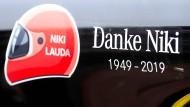 In Monte Carlo kreist die Formel 1 erstmals ohne Niki Lauda nach seinem Tod.