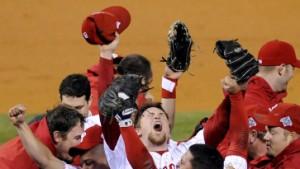 Philadelphia Phillies gewinnen World Series