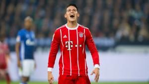 Bayerns James zeigt seine Klasse