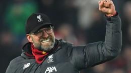 Liverpool und Klopp gewinnen schon wieder