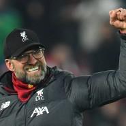 Immer weiter: Jürgen Klopp und der FC Liverpool siegen gegen Manchester United.
