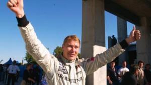 Freude und Wehmut nach Häkkinens Triumph
