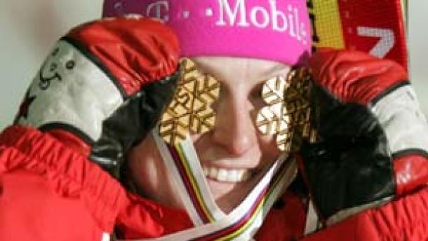 Ski-Königin Janica Kostelic mit neuen Zielen