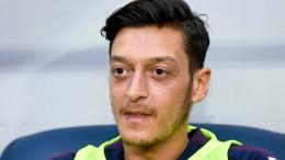 Özil bedankt sich bei DFB-Team
