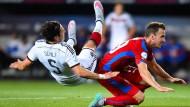 Unsicher: So richtig überzeugt hat das deutsche Team gegen Tschechien nicht