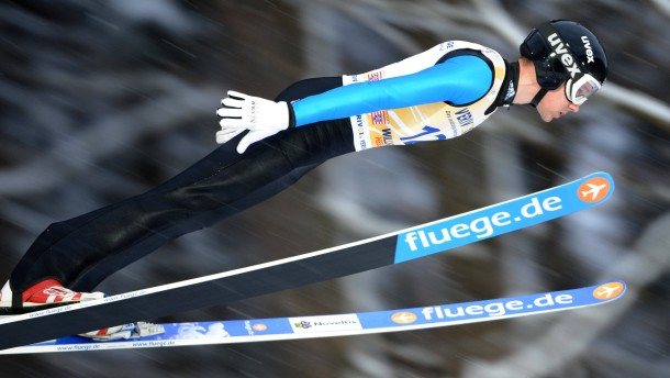 Skispringen - Team Tour - Willingen