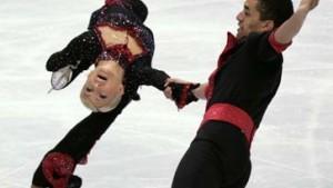 Sawtschenko/Szolkowy greifen nach WM-Gold