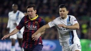 FC Barcelona stoppt Manchester City