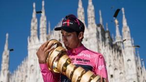 Egan Bernal und der Triumph von Mailand