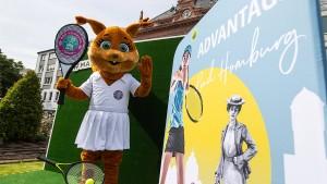 Bad Homburger Wimbledon-Flair