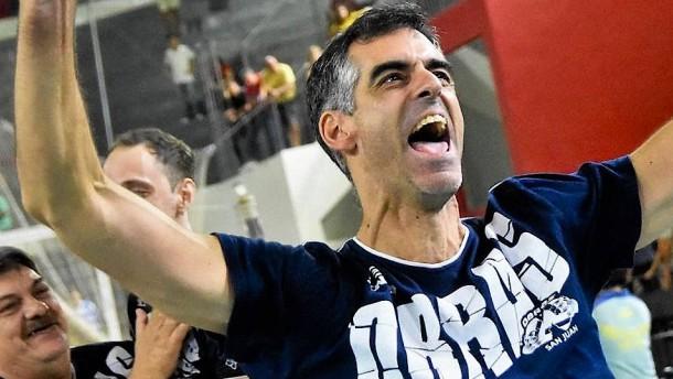 Trainer DeRocco muss gehen, Serramalera übernimmt