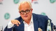 Der Fritz: Designierter DFB-Präsident Keller