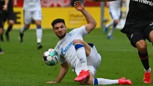 Schalke schlittert weiter Richtung Abstieg