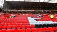 Spielabsage im Old Trafford