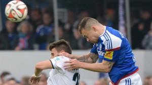 0:0 in Kiel - Rettet sich 1860 ohne Risiko?