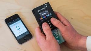 Kartenzahlung über das Smartphone wird wichtiger