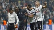 Freude am Bosoprus: Besiktas erreicht vorzeitig das Achtelfinale der Champions League