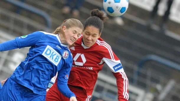 Frankfurt und Wolfsburg spielen um Titel