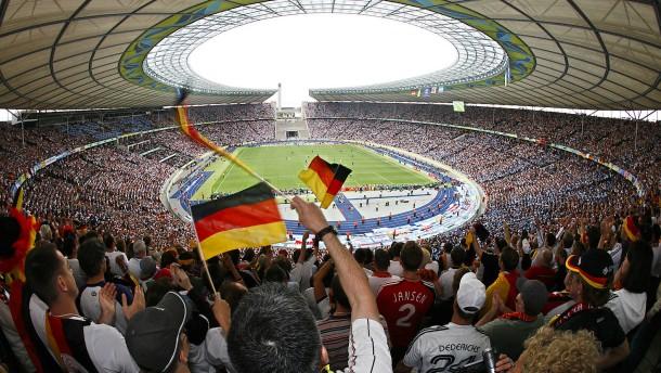 Noch kein deutscher Gegner für EM 2024