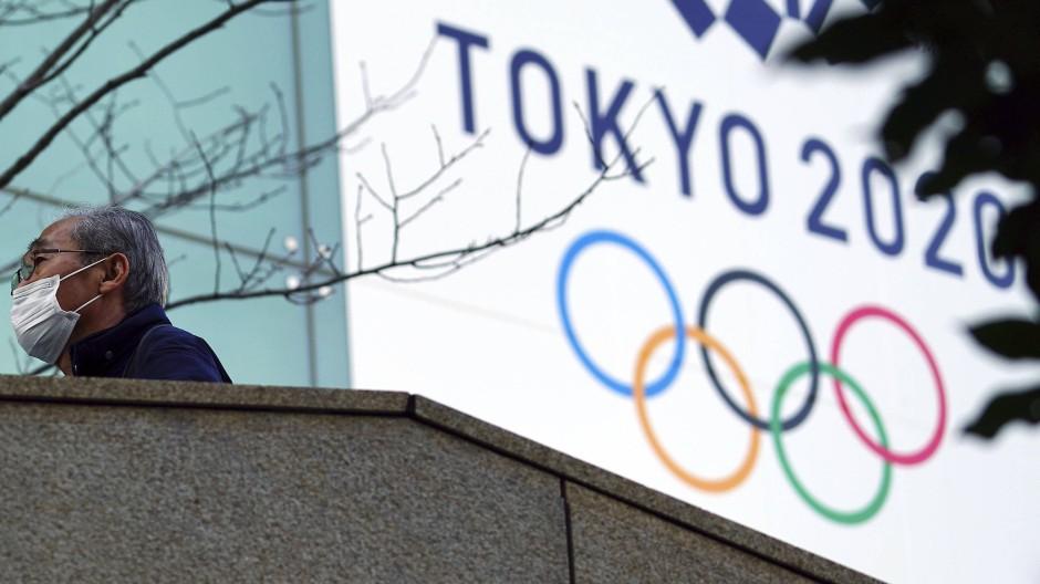 Streitthema: die Olympischen Spiele