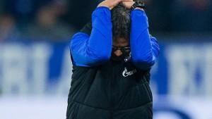 Schalke bleibt nur ein Punkt